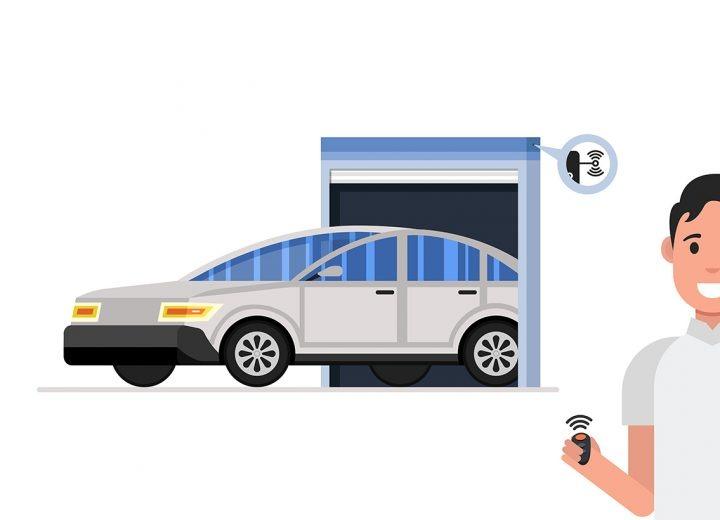 لماذا يلجأ البعض لتركيب موتور باب جراج بالريموت؟