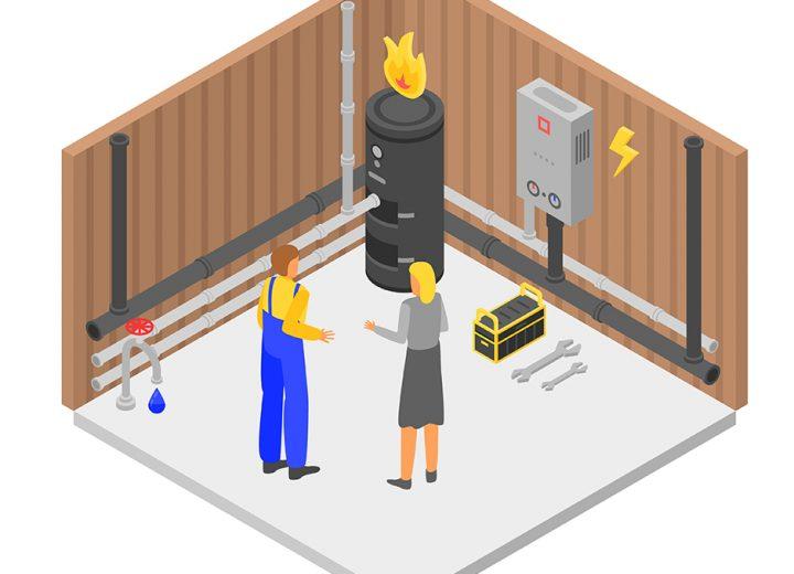 اختار ما بين 6 من أنظمة التدفئة المركزية المختلفة لمنزلك