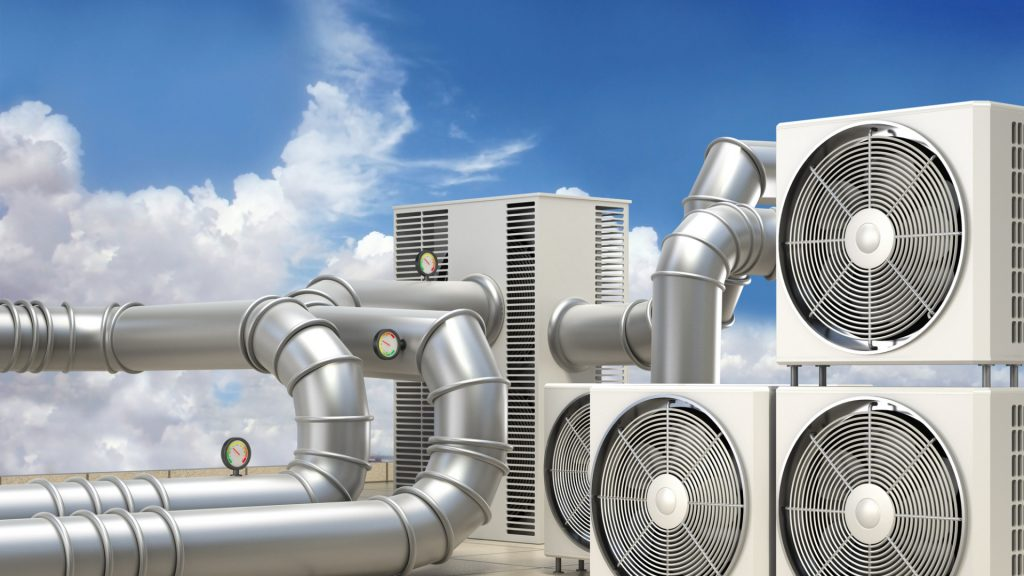 Direct Expansion Air Conditioning System