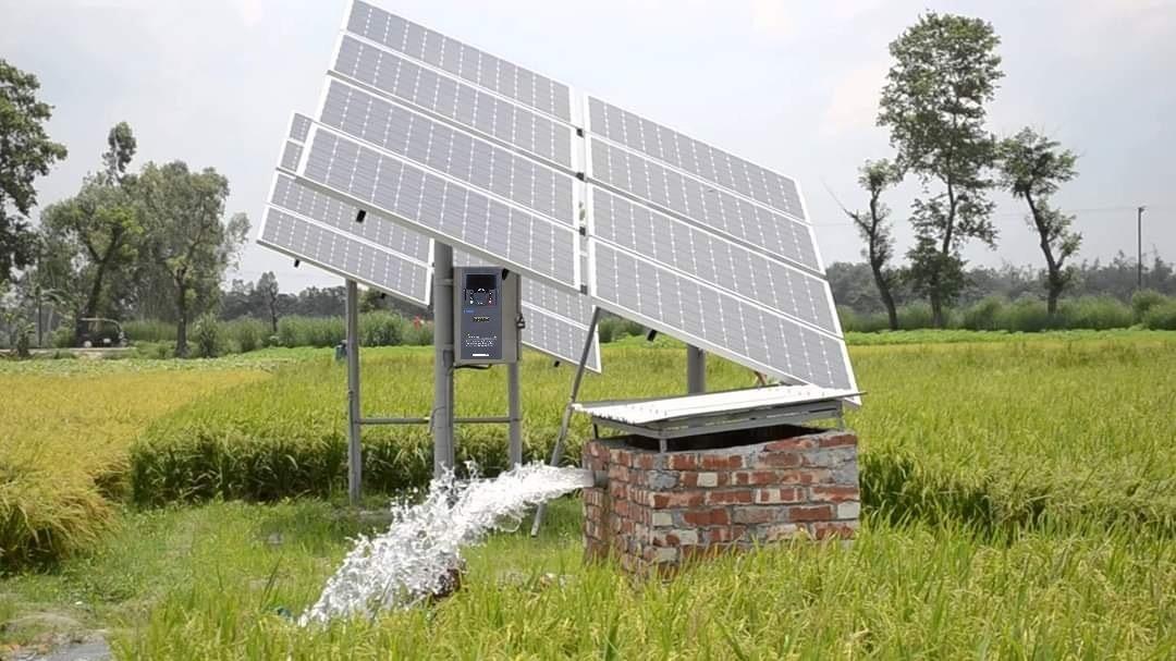 Solar Pump Controller Inverter Solar Pump