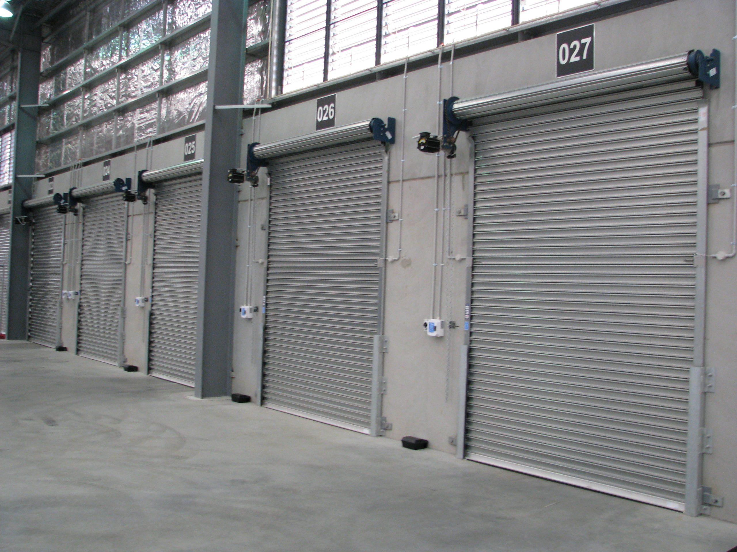 Steel Rolling shutter scaled steel systems